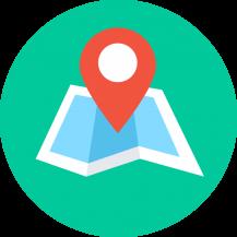 Alcance um posicionamento o mais alto possível nas listagens de resultados de empresas locais nos resultados do Google